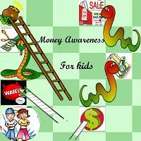 Money awareness for Children by bemoneyaware.com