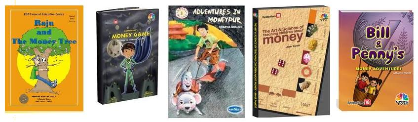 Indian books on money awareness for children