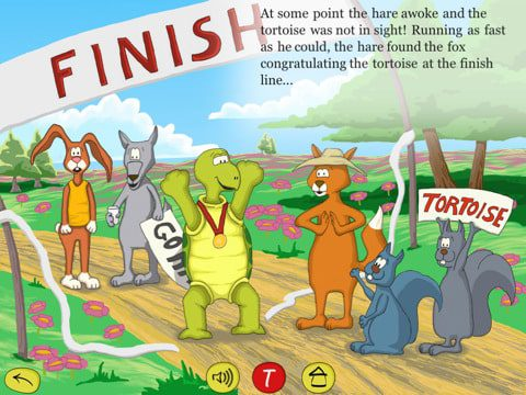 Ant And Grasshopper Hare And Tortoise Story End Changed