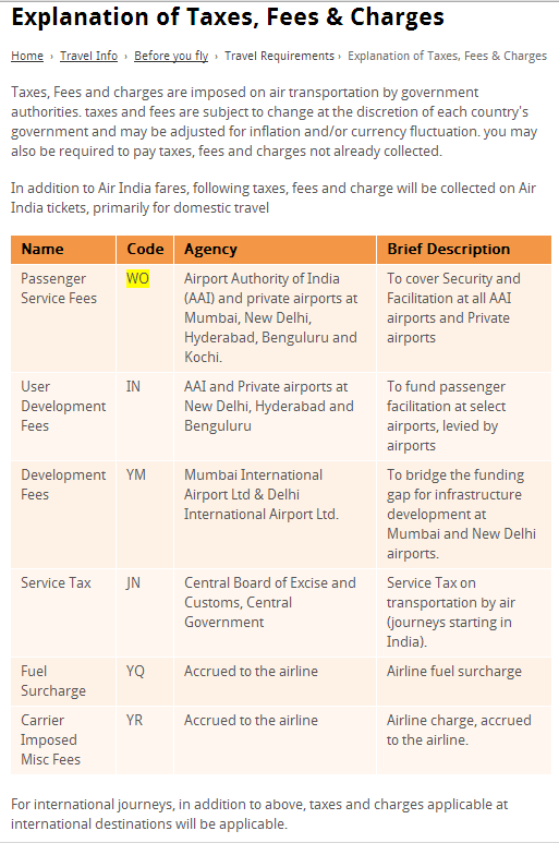 Base Fare UDFPassenger Fees And Fuel Surcharge Fees And Charges - What is fuel surcharge