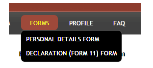 EPF Form 11 downloaded from UAN website