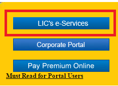 How to Register Online at LIC e-Services