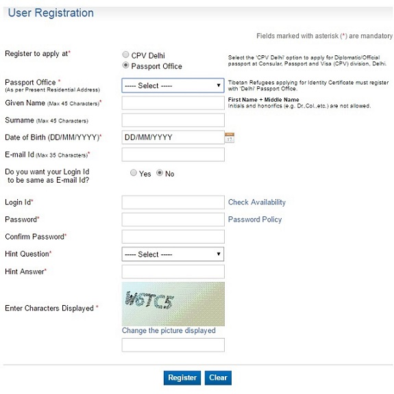 How To Apply For Passport Fill Formpay And Schedule Appointment