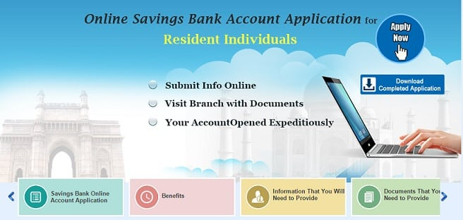 bank of india savings account documents required