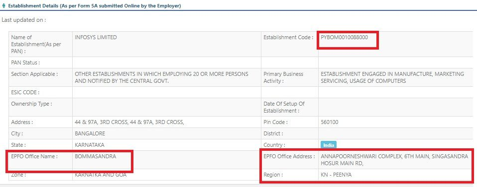How to find your employer's EPFO office and EPFO office Phone Numbers