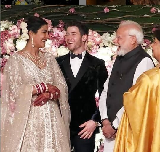 Priyanka Chopra Nick Jonas Wedding Cost Who Paid For It Functions
