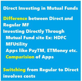 How to invest directly in Mutual Funds